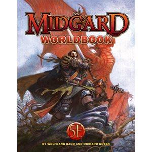 Midgard Worldbook (5E Compatible)