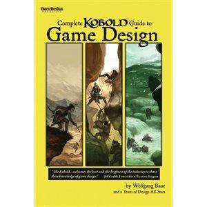 Kobold Press: Guide to Game Design (Pathfinder Compatible)