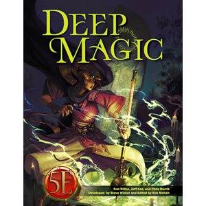 Deep Magic: (5E Compatible)
