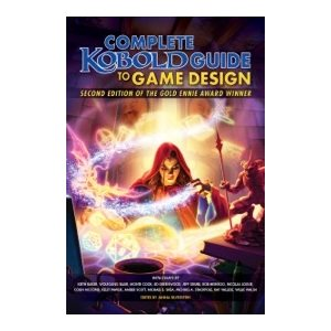 Kobold Press: Guide to Game Design, 2nd Edition (Pathfinder Compatible)