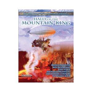 Kobold Press: Halls of the Mountain King (Pathfinder Compatible)