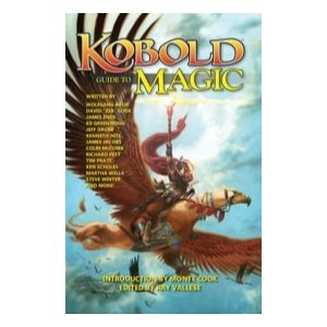 Kobold Press: Guide to Magic (Pathfinder Compatible)