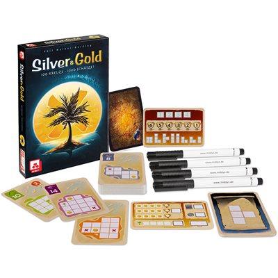 Silver & Gold ^ NOV 2019