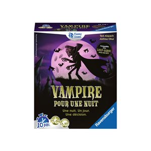 Loup-Garou – Vampir pour une Nuit (No Amazon Sales)