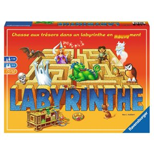 Labyrinthe (FR) (No Amazon Sales)