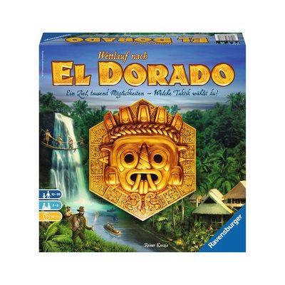 Quest for El Dorado (No Amazon Sales)
