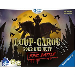 Loup Garoup Ultimate Battle (No Amazon Sales) ^ August 2019