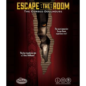 Escape the Room: The Cursed Doll House ^ AUG 2020 (No Amazon Sales)