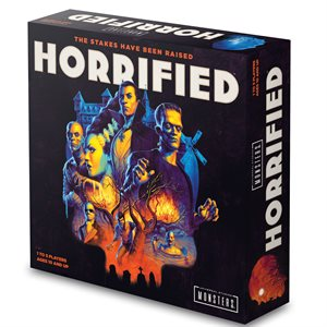 Horrified (No Amazon Sales) ^ August 2019