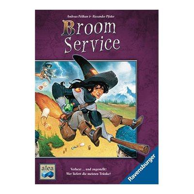 Broom Service (No Amazon Sales)