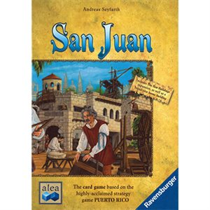 San Juan (No Amazon Sales)