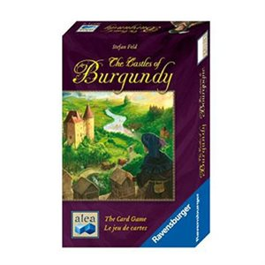 Castles Of Burgundy Card Game (No Amazon Sales)