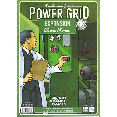 Power Grid China Korea Board