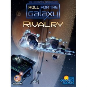 Roll for the Galaxy: Expansion Rivalry