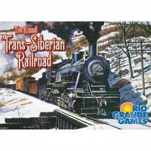Trans-Siberian Railroad ^ SEP 2021