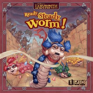 Jim Hensons Labyrinth: Ready Steady Worm ^ MAY 2021