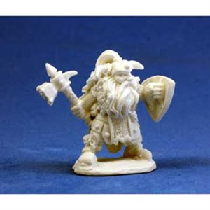 Bones Fulumbar, Dwarf Warrior