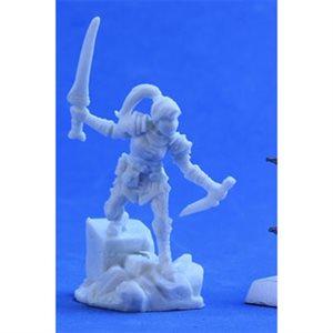 Bones Lanelle, Half-elf Rogue