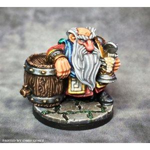 Bones Dwarf Brewer