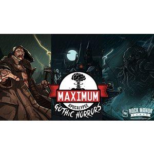 Maximum Apocalypse: Gothic Horrors