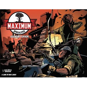Maximum Apocalypse: Legendary