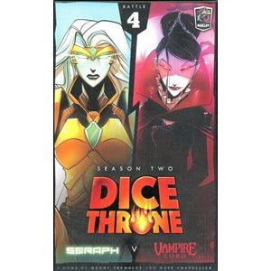 Dice Throne Season Two - Vampire Lord vs Seraph