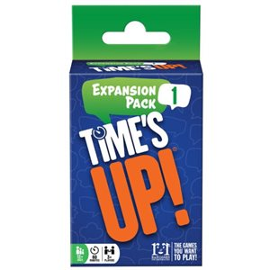 Time's Up: Expansion Pack #1 ^ MAY 2021