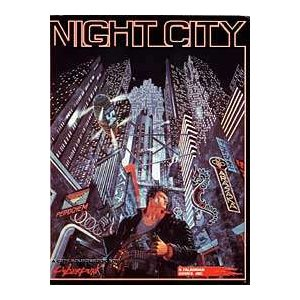 Cyberpunk 2020: Night City (BOOK)
