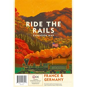 Ride the Rails: Expansion France & Germany