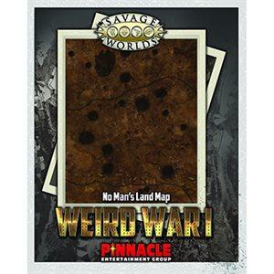 Savage Worlds: Weird War I Map No Man's Land / Village