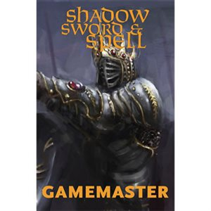 Shadow Sword And Spell: Gamemaster (BOOK)