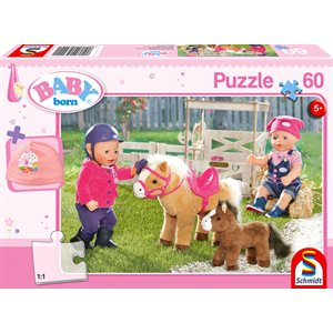 Puzzle: Child 60 At The Ponyfarm