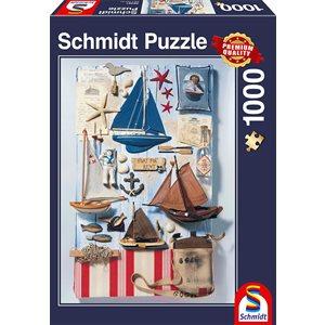 Puzzle: 1000 Maritime Potpourri