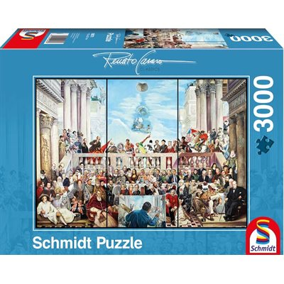 3000 Piece Schmidt Spiele Sch59270 Schmidt Sic Transit Gloria Mundi Puzzle Jigsaw Puzzles Flying (this creature can't be blocked except by creatures with flying.). vert service alpinismo predial e industrial