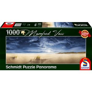 Puzzle: 1000 Infinitive vastness, Sylt