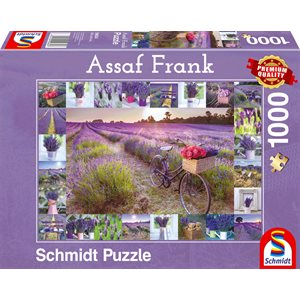 Puzzle: 1000 The Scent of Lavender