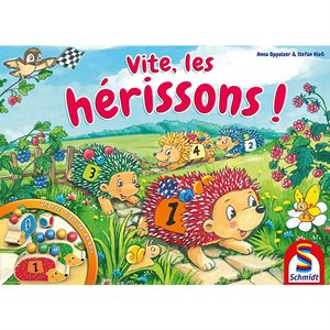 Vite, les Herissons! (French)