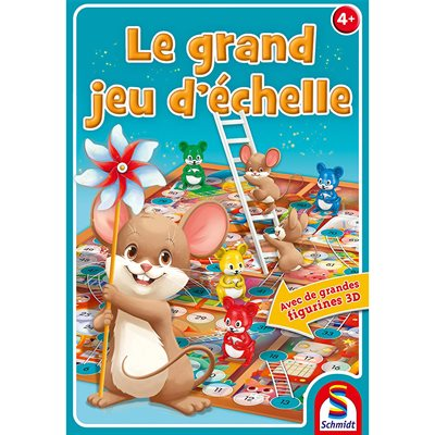 Le Grand Jeu d'echelle (French)