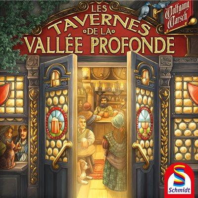 Les Tavernes de la Vallee Profonde (French) ^ OCT 2019