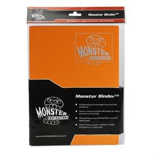 Monster Binder (9) Matte Orange