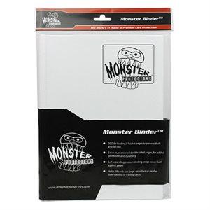 Monster Binder (9) Matte White