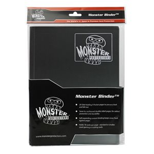 Monster Binder (9) Matte Black