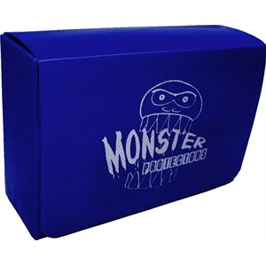 Deck Box: Monster Double Deck Box Blue