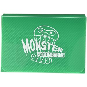 Deck Box: Monster Double Deck Box Green
