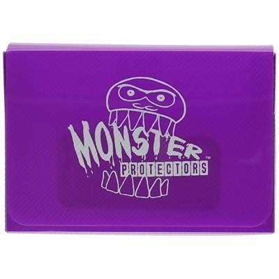 Deck Box: Monster Double Deck Box Purple
