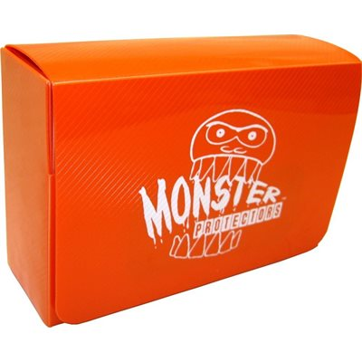 Deck Box: Monster Double Deck Box Orange