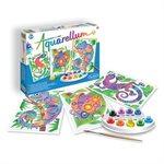 Aquarellum: Magic Canvas Large Zentangle (Multi) (No Amazon Sales)