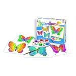 Aquarellum: Magic Canvas Junior Butterflies (Multi) (No Amazon Sales)