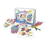 Aquarellum: Magic Canvas Junior In the Park (Multi) (No Amazon Sales)