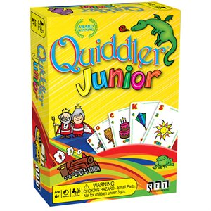 Quiddler Junior